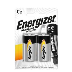 Energizer Alkaline Power Alkáli Baby Elem C B2