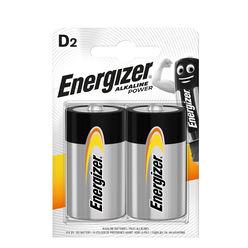 Energizer Alkaline Power Alkáli Góliát Elem D B2