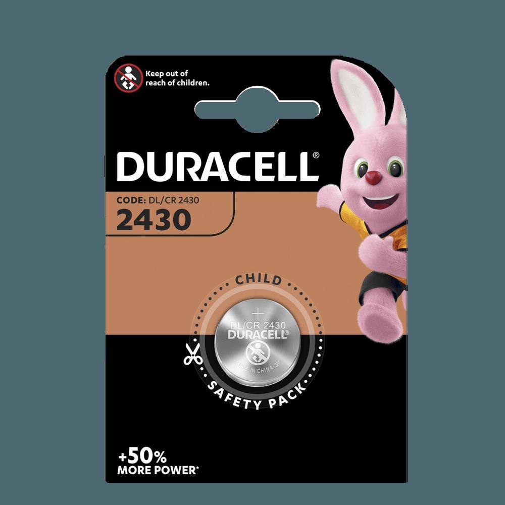 Duracell Gombelem Lithium CR2430 (3V) B1