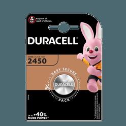 Duracell Gombelem Lithium CR2450 (3V) B1