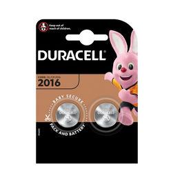 Duracell Gombelem Lithium CR2016 (3V) B2