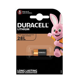 Duracell Lithium Fotó Elem PX28 28L (6V) B1