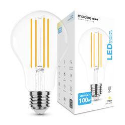 Modee Smart Lighting LED Izzó Filament A70 12W E27 360° 2700K (1521 lumen)