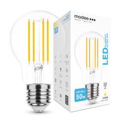 Modee Smart Lighting LED Izzó Filament A60 6W E27 360° 2700K (600 lumen)