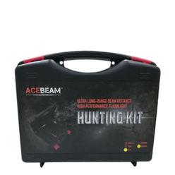 Acebeam Vadászlámpa Szett L16 (1x18650 - tartozék) CREE XHP35 HI (2000 lumen)