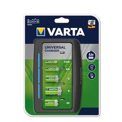 VARTA Akkutöltő Universal (AA/AAA/C/D/9V) (üres) 300 min