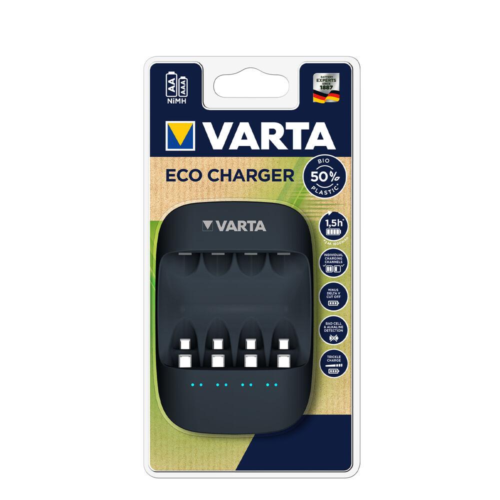 VARTA Akkutöltő ECO (AA/AAA) (üres)