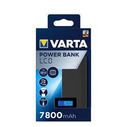 VARTA Power Bank + LCD 7800mAh