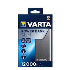 VARTA Power Bank Slim 12000mAh