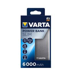 VARTA Power Bank Slim 6000mAh