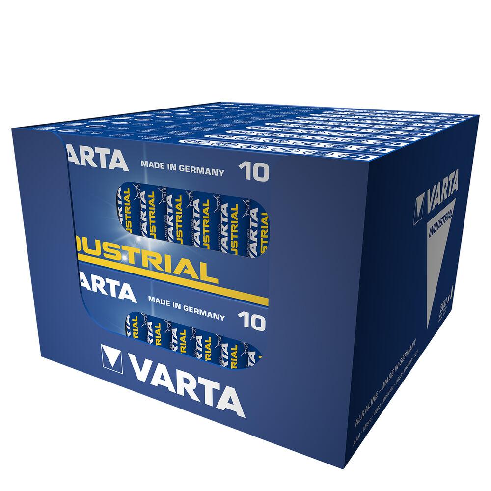 VARTA Industrial Alkáli Mikro Elem AAA BULK