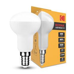 KODAK Max LED Izzó R50 6W E14 120° 6000K (520 lumen)