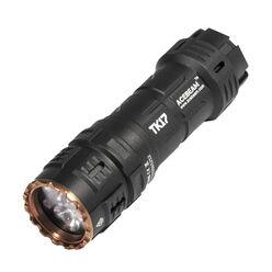 Acebeam Elemlámpa TK17-AL (+1x18650) 3xSAMSUNG LH351D (2300 lumen)