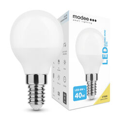 Modee Lighting LED Izzó Globe Mini G45 6W E14 180° 2700K (470 lumen)