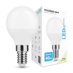 Modee Lighting LED Izzó Globe Mini G45 6W E14 180° 4000K (470 lumen)