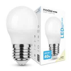 Modee Lighting LED Izzó Globe Mini G45 6W E27 180° 4000K (470 lumen)