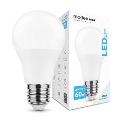 Modee Lighting LED Izzó Globe A60 10W E27 270° 6000K (806 lumen)