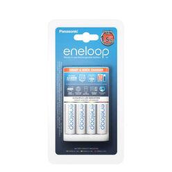 Panasonic Eneloop Pro Akkutöltő (gyorstöltő) + 4db 1900mAh AA (120min)