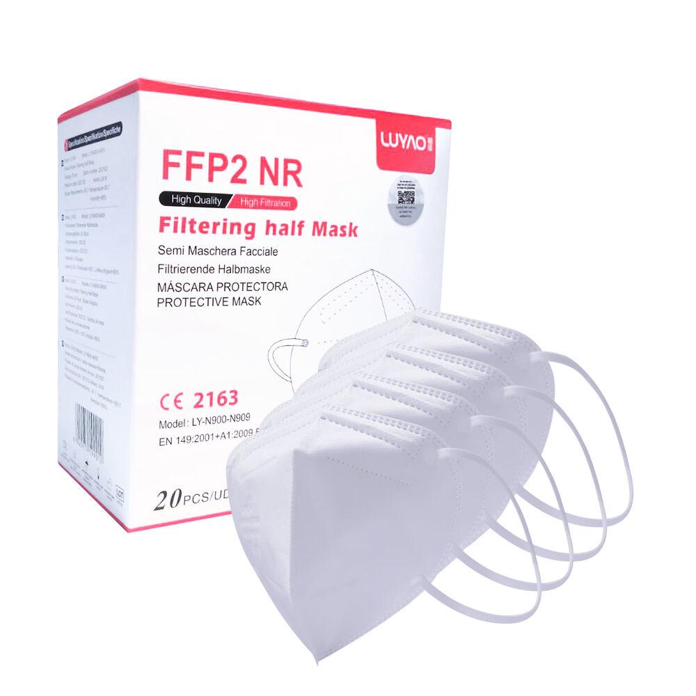 Maszk FFP2 5 rétegű B1 (20darab/doboz)