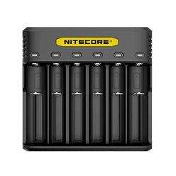 Nitecore Kellék Akkumulátor Gyorstöltő Q6