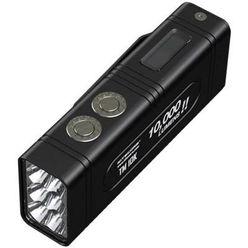 Nitecore Elemlámpa TM10K (akkumulátoros) 6 x CREE XHP35 HD (10000 lumen)