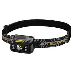 Nitecore Fejlámpa NU32 (akkumulátoros - tartoz) CREE XP-G3 S3 (550 lumen) Fekete