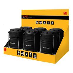Kodak Kemping Lámpa 400 DISPLAY 6-darab