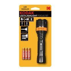 Kodak Elemlámpa Focus 157 LED (+3 x AAA)