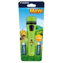 VARTA Elemlámpa Maya The Bee (+2xAA) zöld