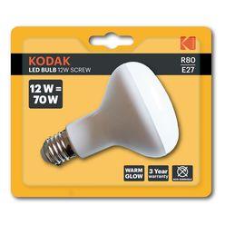 Kodak LED Izzó Spot R80 12W E27 110° 2700K (1200 lumen)