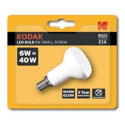 Kodak LED Izzó Spot R50 6W E14 110° 2700K (450 lumen)