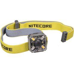 Nitecore Elemlámpa NU05 KIT (akkumulátoros - tartozék) + Fejpánt (35 lumen)
