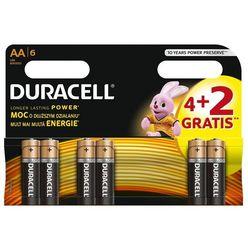 Duracell Basic Alkáli Ceruza Elem AA (MN1500) (1,5V) B4+2