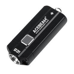 Acebeam Elemlámpa UC15 (2xAAA) CREE XP-L HD (1000 lumen) Fekete