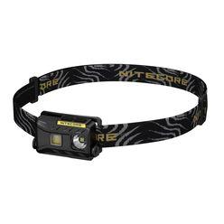 Nitecore Fejlámpa NU25 (akkumulátoros - tartoz) CREE XP-G2 S3 (360 lumen) Fekete
