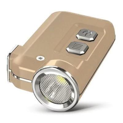 Nitecore Elemlámpa TINI CREE XP-G2 S3 (380 lumen) arany