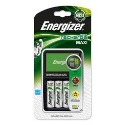 Energizer Akkumulátor Töltő MAXI + 4db 2300mAh R2U AA
