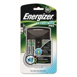 Energizer Akkumulátor Töltő PRO + 4db 2000mAh R2U AA