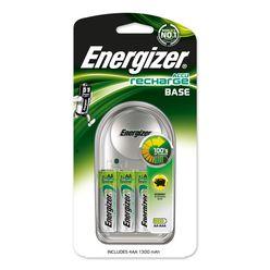 Energizer Akkumulátor Töltő BASE + 4db 1300mAh R2U AA