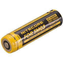 Nitecore Kellék Akkumulátor 18650 IMR NI18650D 3100mAh TM03-hoz