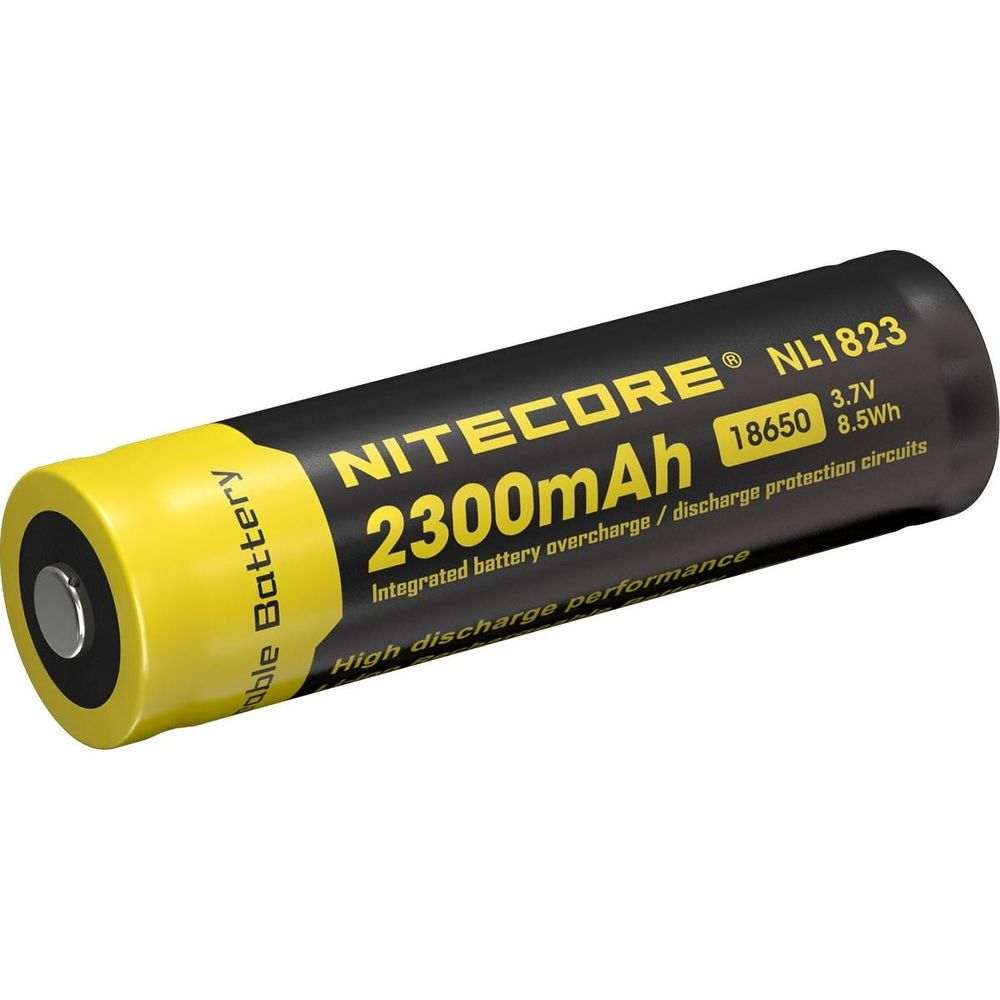 Nitecore Kellék Akkumulátor 18650 NL1823 2300mAh 2A 3,6V B1