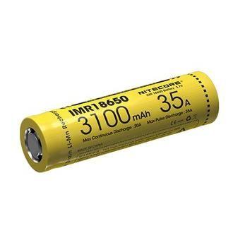 Nitecore Kellék Akkumulátor 18650 IMR 3100mAh/35A