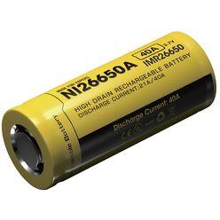 Nitecore Kellék Akkumulátor 26650 IMR 4200mAh/40A B1