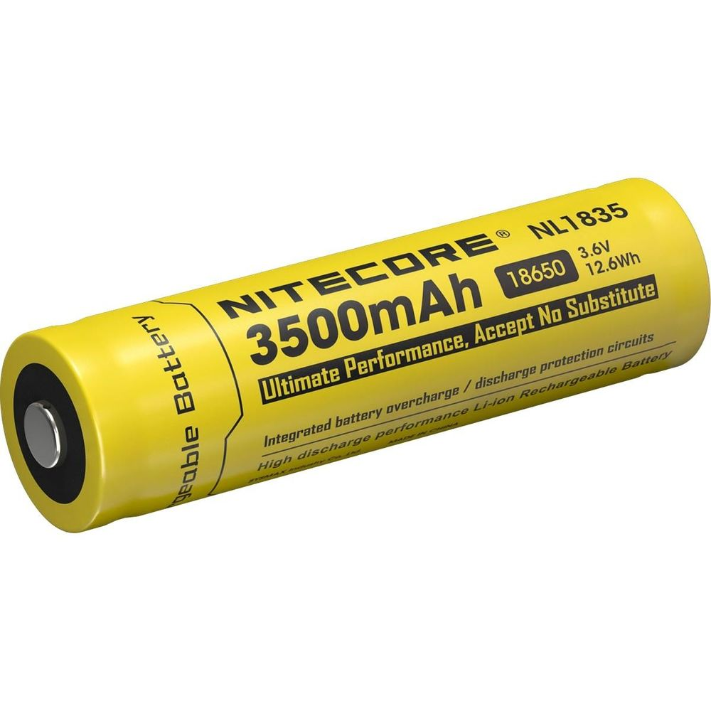 Nitecore Kellék Akkumulátor 18650 NL1835 3500mAh