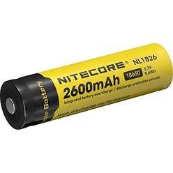 Nitecore Kellék Akkumulátor 18650 NL1826 2600mAh 2A 3,6V B1