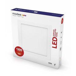Modee Lighting LED Panel Négyzet - Felszerelhető 18W 4000K (1260 lumen)