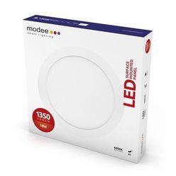 Modee Lighting LED Panel Kerek - Felszerelhető 18W 6000K (1260 lumen)