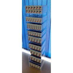 LED Display MODEE polikarbonát (160x35x35cm) üres