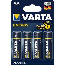 Varta Energy Alkáli Ceruza Elem AA B4