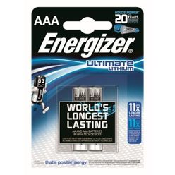 Energizer Ultimate Lithium Mikro Elem AAA B2